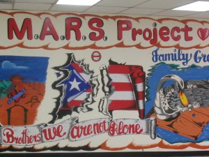 MARS Mural